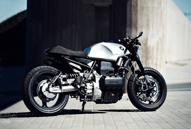 BMW K75 by Renard Speed Shop