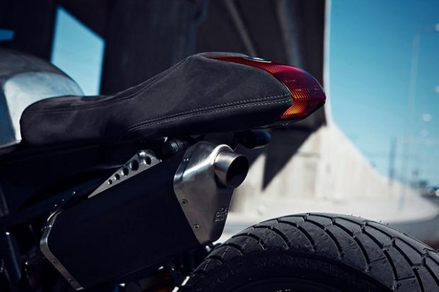 BMW K75 by Renard Speed Shop