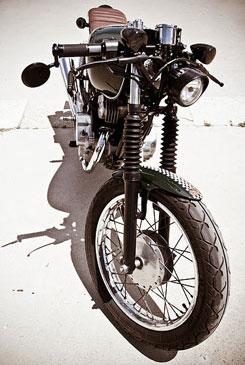 Cafe Racer Bikes