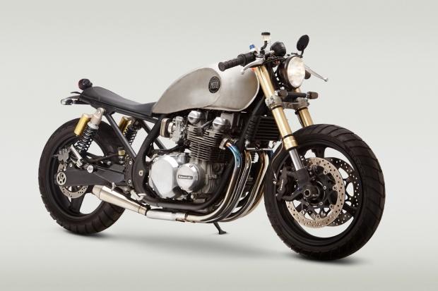 Kawasaki Zephyr ZR750 by Classified Moto