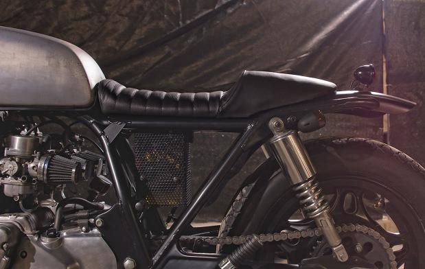 Honda CB750C OSB/3 by Octopus Soul Bikes
