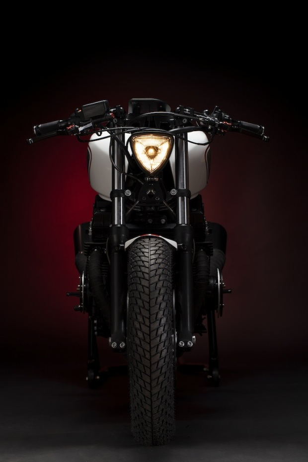 Honda CB750 Gravedigger by it roCkS!bikes