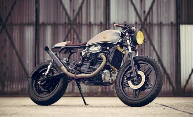 Honda CX500 by Marlon Motorcycles