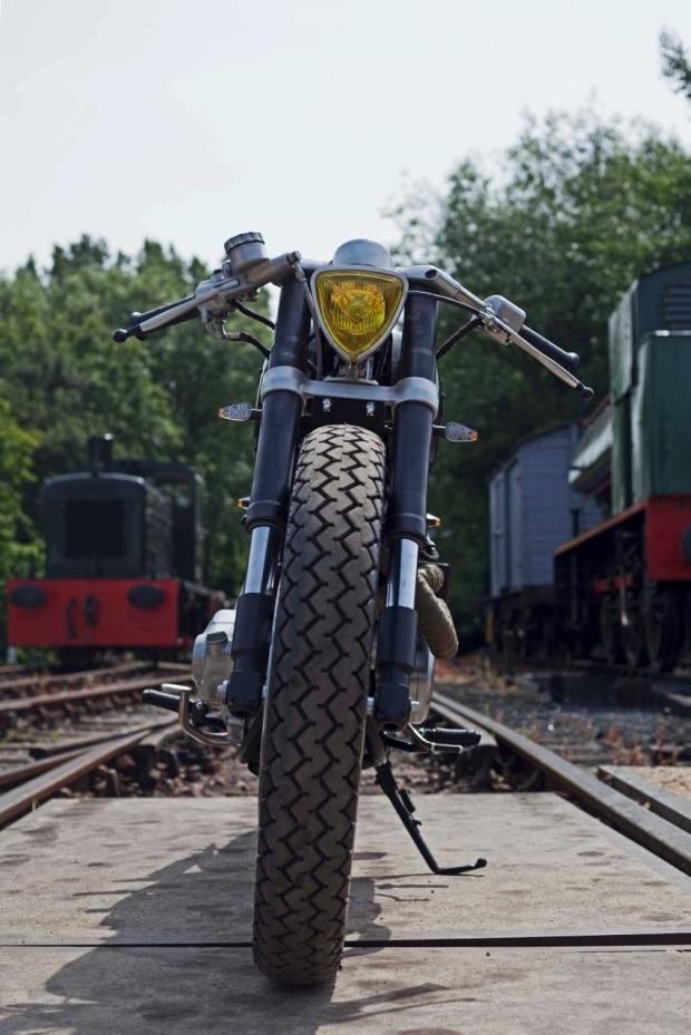 "Honda CB250 ""The Vulcan"" by OEM"